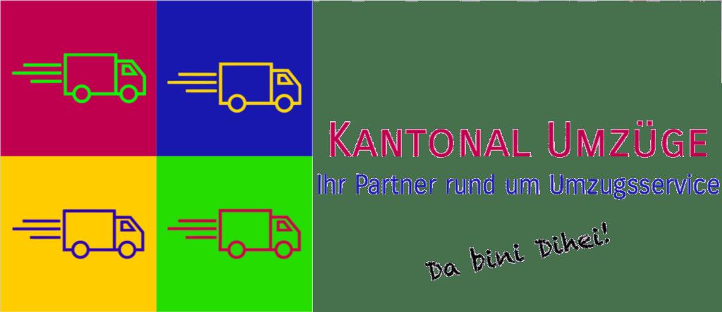 Logo Kantonal Umzüge - Ihre Umzugsfirma / Umzugsunternehmen / Zügelfirma für Ihren Umzugsservice - Privatumzug oder Geschäftsumzug - Ihre Beratung vor Ort oder online Beratung kostenlos